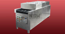 Flow Coater (Mirror/Glass Coating Plant)