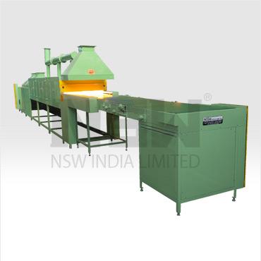 Infra-Red Conveyor Oven