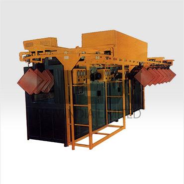 Monorail Overhead Conveyor Oven