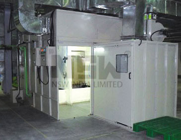 Liquid Coating Plant